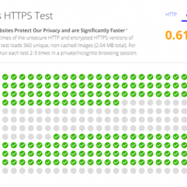 HTTP vs HTTPS. Which is faster?