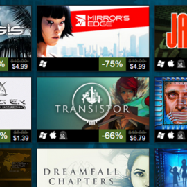 Steam Cyberpunk Sale