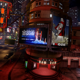 Sleeping Dogs – Bringing Hong Kong to Games