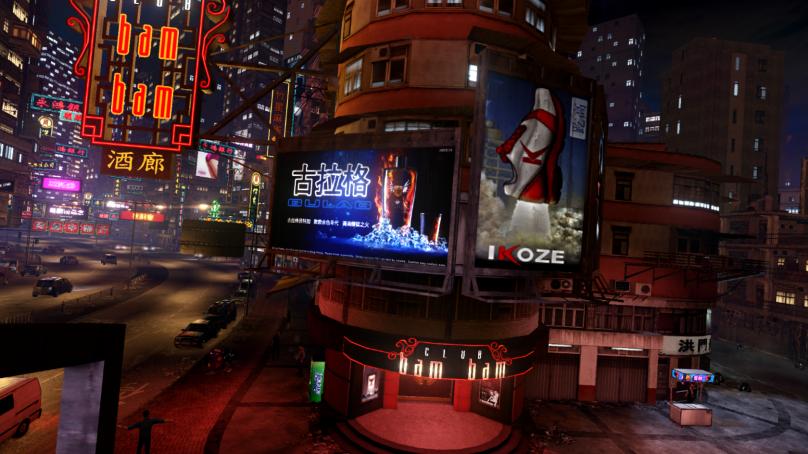 Sleeping Dogs – Bringing Hong Kong to Games