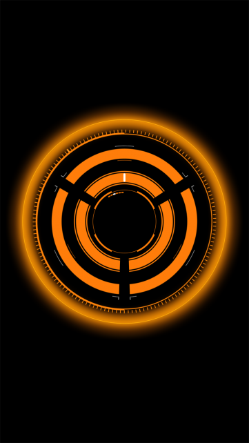 Get Off My Phone Wallpaper >> The Division Simple Watch Face Phone Wallpaper | SXN31 | SXN31