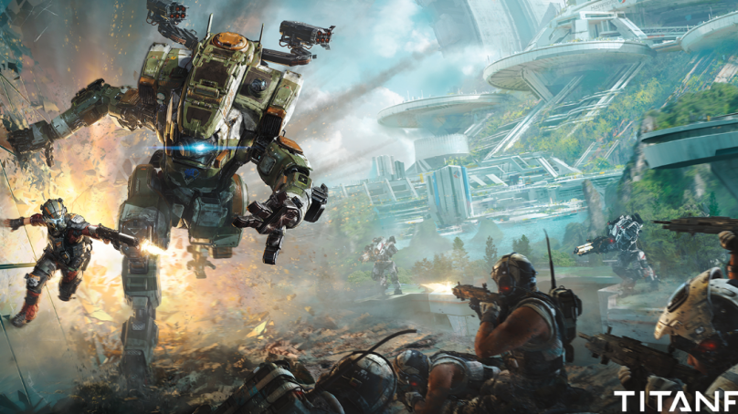 Titanfall 2 – Open Multiplayer Tech Test Signups for XBONE and PS4