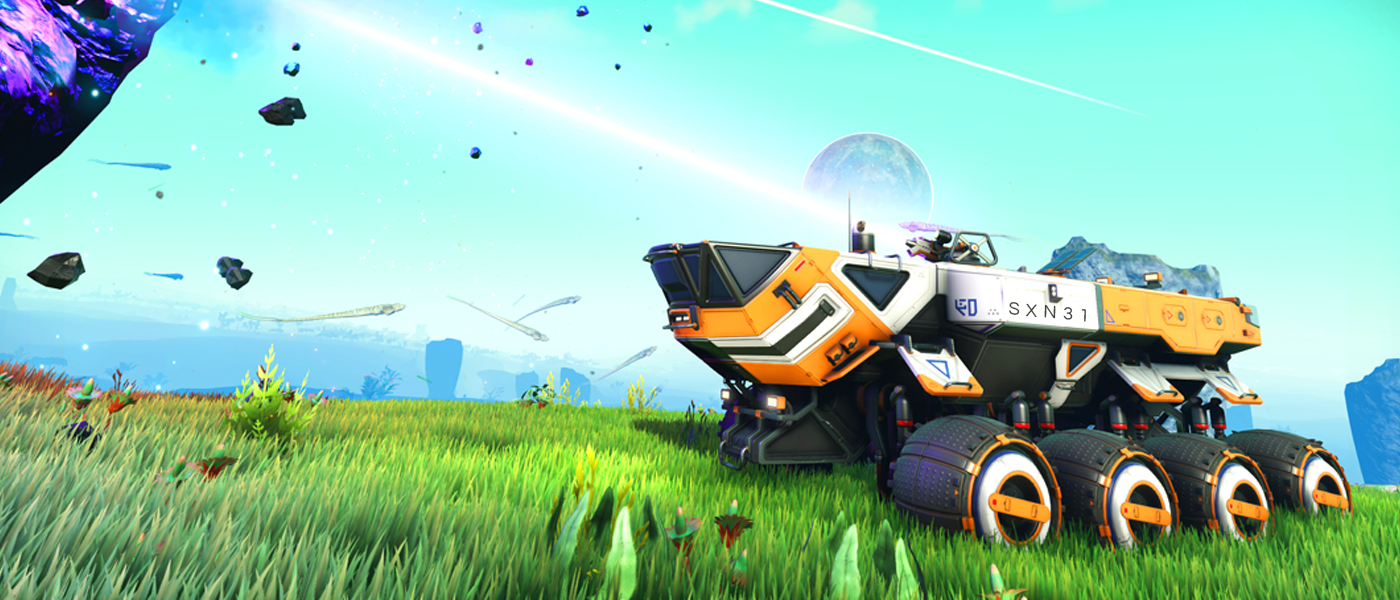 No Man's Sky – Pathfinder Update