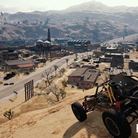 PLAYERUNKNOWN'S BATTLEGROUNDS PC 1.0 Update #10