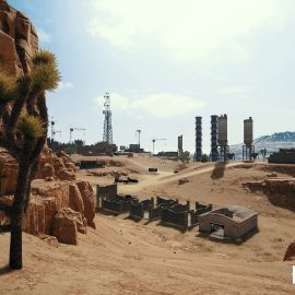 PLAYERUNKNOWN'S BATTLEGROUNDS PC 1.0 Update #12