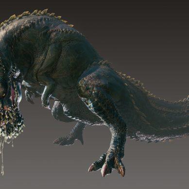 Monster Hunter World Revision 152771
