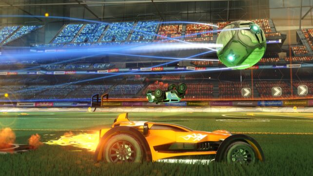 Rocket League Blasts Over to Epic Games in Free-to-Play ...